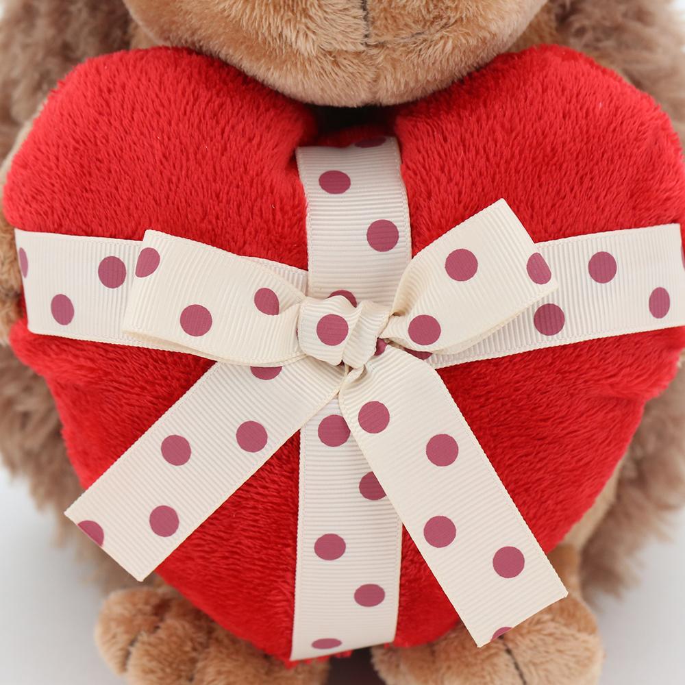 爱心小刺猬玩偶   送给孩子最好的礼物 25cm