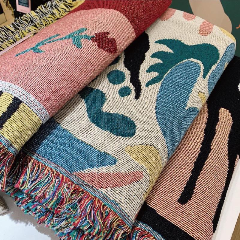 BALLOU毛毯 | 将创造的灵感融入家居单品
