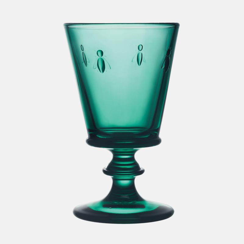 法式优雅浪漫蜜蜂玻璃杯   法国百年工厂制造