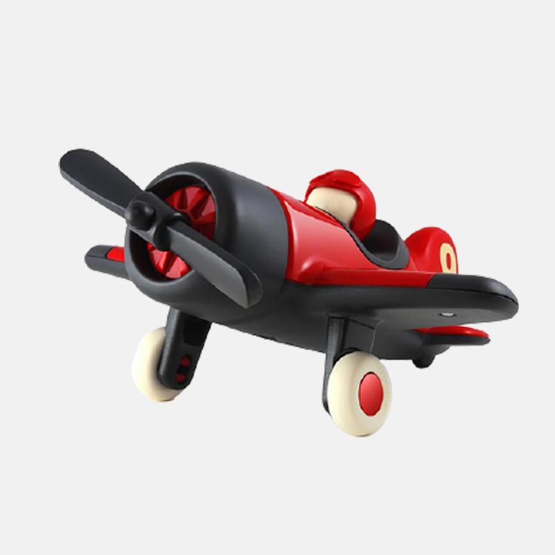 流线复古飞机 | 坚固机身 安全好玩