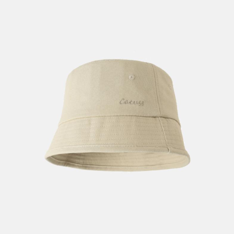四季水桶休闲帽   修饰脸型 纯棉面料